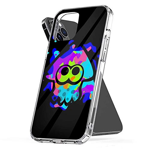 Phone Case Splatoon Squid Compatible with iPhone 6 6s 7 8 X XS XR 11 Pro Max SE 2020 Samsung Galaxy Charm Drop Accessories