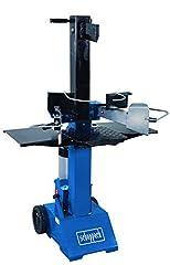 Rozdzielacz hydrauliczny Scheppach HL810 Do 550 mm | 8 ton siła szczeliny 8t | Rozgałęznik do drewna opałowego 230V | Drewniany rozdzielacz stojący 3000 W