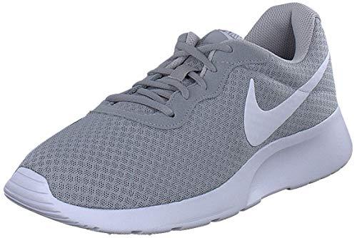 Nike Schnürschuhe Tanjun grau 42½