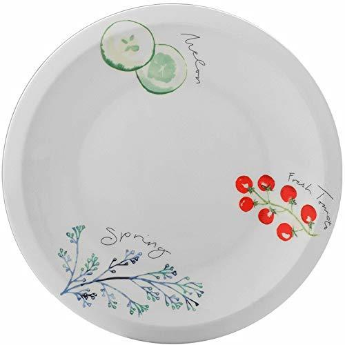 """puissant XZPENG Vaisselle en céramique Four Seasons 9 """"Assiette à soupe Assiette à salade…"""