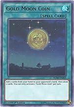 Yu-Gi-Oh! - Gold Moon Coin - BLHR-EN003 - Ultra Rare - 1st Edition - Battles of Legend: Hero's Revenge