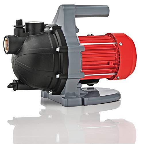 AL-KO Gartenpumpe GP 600 ECO, 580 Watt Motorleistung, 35 m max. Förderhöhe, 3.000 l/h max. Fördermenge