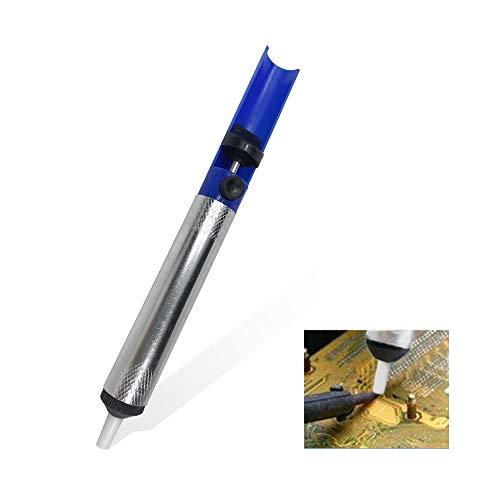 GTFHUH Herramientas Bomba desoldadura Profesional de succión de estaño Pistola de soldar Pluma lechón del vacío del retiro de Soldadura de Hierro Soldadura Manual Desolder