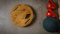Your run, field, court, snow, surf, and bike performance are all dependent on your connection point to the ground. If you don't train your feet, you are missing that connection and missing performance. MOBO is an innovative balance board that directl...