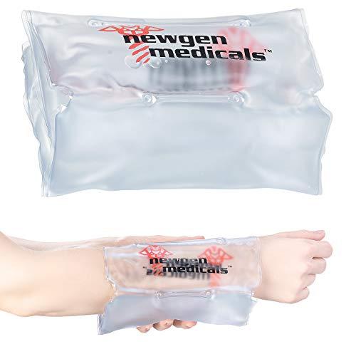 newgen medicals Wärmepad: Wohltuende Wärmekompresse für bis zu 3.000 Anwendungen, 33 x 18 cm (Kompresse)