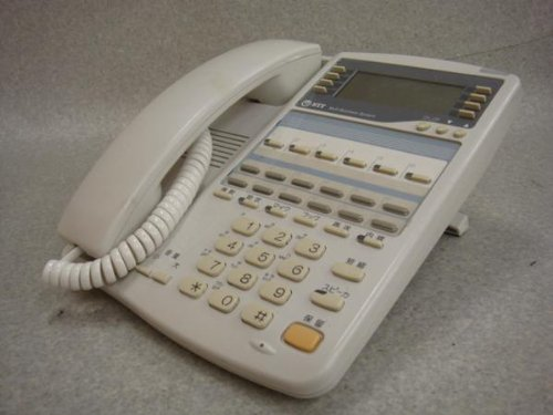 MBS-6LSTEL-(1) NTT 6外線スター標準電話機 [オフィス用品] ビジネスフォン [オフィス用品] [オフィス用品] [オフィス用品]