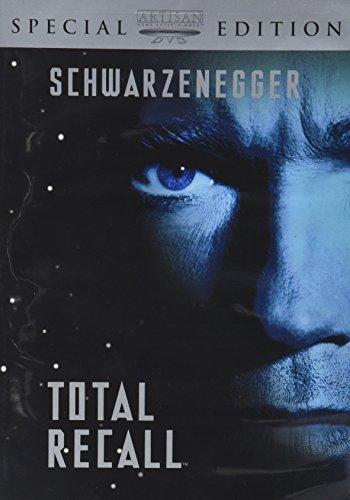 Total Recall (1990) by Arnold Schwarzenegger
