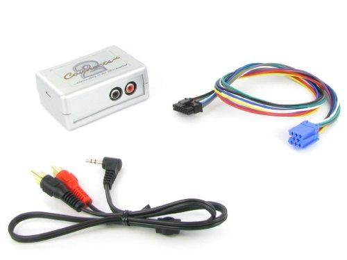 T1 Audio T1-ctvskx001 - Haut-Parleur Adaptateur pour Skoda Fabia/Octavia Grundig. CET Auxiliaire Adaptateur Entrée Permet Une Connexion sans Soudure Externes Audio Source à Votre Usine Radio