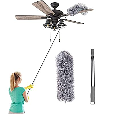 """Microfiber Duster with 100"""" Extension Pole,..."""