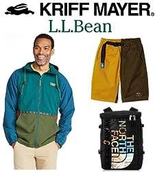 【最大60%OFF】L.L.Bean、クリフメイヤー他 秋冬アウトドアファッション; セール価格: ¥750 - ¥44,550
