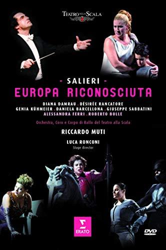 Salieri: Europa Riconosciuta. 1778 [DVD]