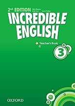 Incredible English 3: Teachers Book: Incredible English: 3: Teacher's Book 3