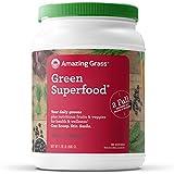 Best Green Superfood Powders - Amazing Grass Green Superfood: Super Greens Powder Review