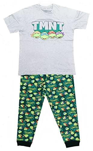 Pijama para hombre, diseño de las Tortugas Ninja Mutantes