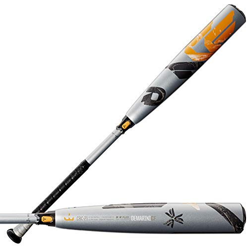 """DeMarini CF (-3) BBCOR Baseball Bat - 30""""""""/27oz, Black"""