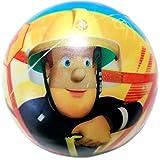 John GmbH FS Buntball Feuerwehrmann Sam 9'', bunt -