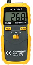 Doradus HYELEC MS6501 LCD Display Termostato Digital Thermometer Type Thermocouple Termometer With Data Hold Logging