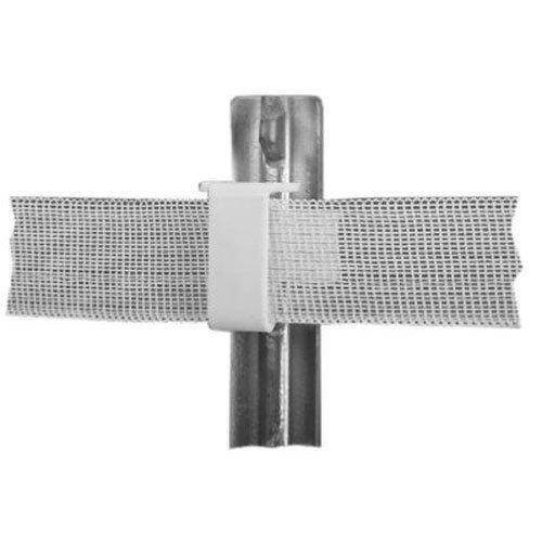 Dare Products 2334–25 W Clôture électrique isolant, clouté T-post, Blanc 1 blanc