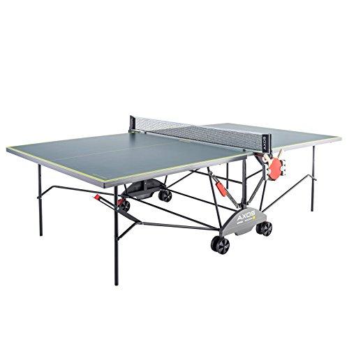 Kettler TT-Platte AXOS Indoor 3 - Mesa de Ping Pong, Color, Talla Standard