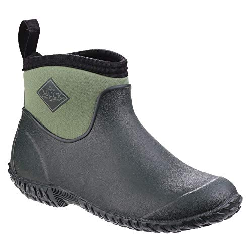 Image of Muck Boot Womens/Ladies Muckster II Ankle All-Purpose Lightweight Shoe (10 US) (Green)