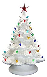 Ceramic Christmas Tree Guide 15 Best For 2019 Vintage With Lights