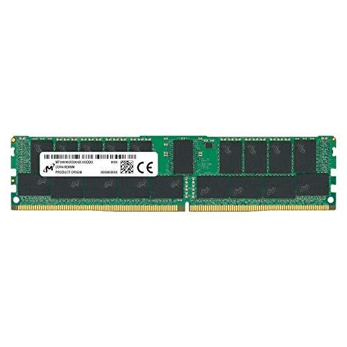 MICRON - RAM ENTERPRISE DDR4 RDIMM STD 16GB 2RX8 2666