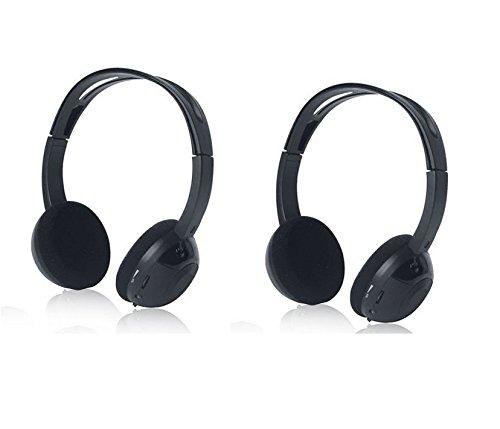 Kid's Wireless Headphones for Odyssey, CR-V, Pilot Wireless DVD Headphones by AV2GO