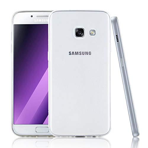 NEW'C Funda para Samsung Galaxy A5 (2017), Anti- Choques y Anti- Arañazos,...