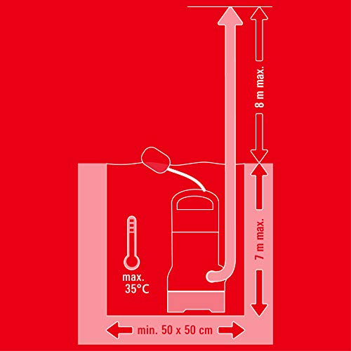 Einhell GC-DP 7835 Schmutzwasserpumpe - 10