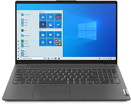 "2020 Lenovo IdeaPad 5 15.6"" FHD Touchscreen Laptop Computer_ 10th Gen Intel Quad-Core i5 1035G1 (Beat i7-7500u)_ 16GB DDR4 RAM_ 512GB PCIe SSD_ Windows 10_ BROAGE 64GB Flash Stylus, Online Class Ready"