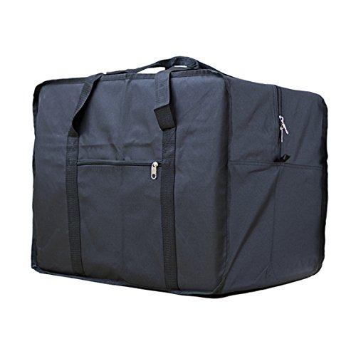 24 Inches Square Cargo Travel Duffle Bag Bolsa Maleta de Lona 50 Lb Cap Luggage Tote