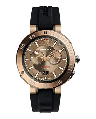 Mens IP Grey/IP Bronze Versace Watches...
