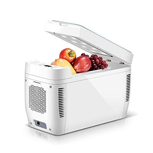 TUNBG auto koelkast 11L Home Mini draagbare koelkast levensmiddelen geneeskunde moedermelk gekoeld