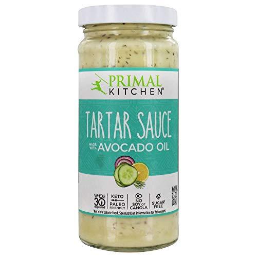 PRIMAL KITCHEN Tartar Sauce, 7.5 OZ
