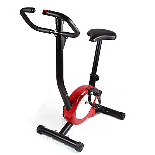 N-A Home Exercise Bike, Exercise Bike Cycling Trainer Cardio Fitness Workout Machine,...