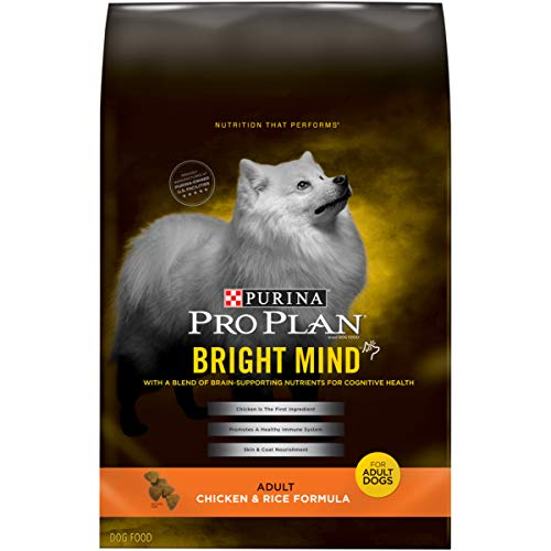 Purina Pro Plan Senior Dry Dog Food, BRIGHT MIND...