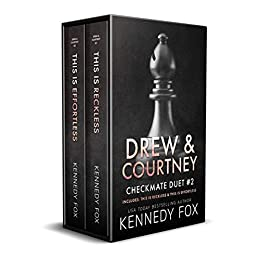 Drew & Courtney Duet (Checkmate Duet Boxed Set Book 2) by [Kennedy Fox]