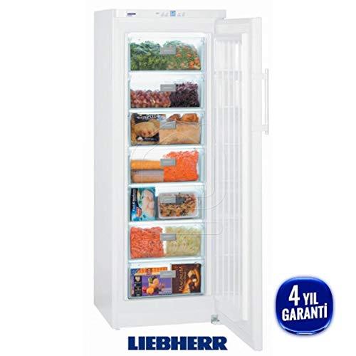 Liebherr GP 2733 Comfort - Congelador Vertical Gp2733 Con Smartfrost