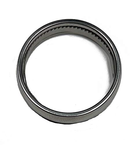 Janders Inc Titanium Escape Ring - Hides a Dual-Use Tool for Special Situations (10)