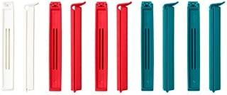 Ikea Bevara Sealing clip, assorted colors, 10-pack