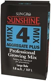 Sunshine 714745 Growing Media, 3.8 cu', Brown/A