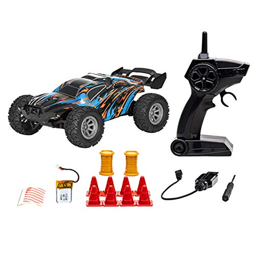 perfeclan 2.4Ghz 1/32 RC Racing Car Kit Control Remoto Buggy Kids Toy para Adolescentes Adultos