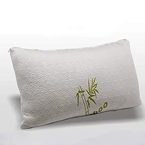 Pillow core-LGRMBBCY Almohada de Contorno de Espuma viscoelástica para Dormir: Almohada de...