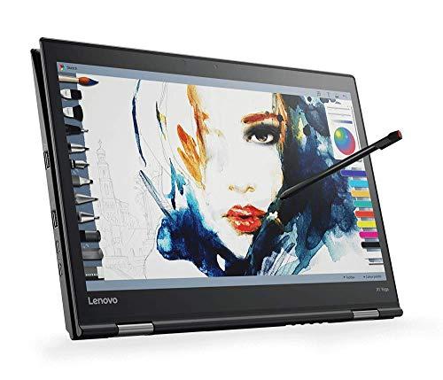 Lenovo ThinkPad X1 Yoga (1. Gen) Convertible Tablet 14 Zoll Touch Display Intel Core i5 256GB SSD Festplatte 8GB Speicher Windows 10 Pro Webcam UMTS LTE (Zertifiziert und Generalüberholt)