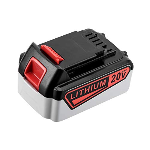 Dutyone 7000mAh 20V Replacement Battery for Black and Decker 20 Volt MAX Cordless Power Tool LBXR20 LB20 LBX20 LBXR2020-OPE LBXR20B-2 LB2X4020 Lithium Ion Battery