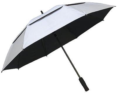 RainStoppers Damen-Golfschirm Windbuster 127