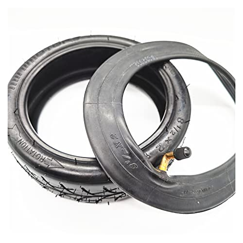 CML Neumático de Ajuste para Dualtron Mini Dtmini Eléctrico Scooter Tube Charmer (Color : Both)
