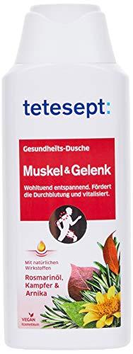tetesept Muskel & Gelenk Duschgel, 5er pack (5 x 250 ml)