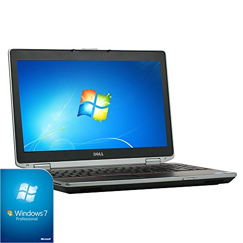 Dell Latitude E6520 Business Notebook (Intel Core i3 2310M Dual-Core 2.1GHz, 4 GB RAM, 250 GB HDD, DVD-Brenner DL, 39,6cm / 15,6 Zoll Anti Glanz LED Backlight HD 1080 1920x1080)