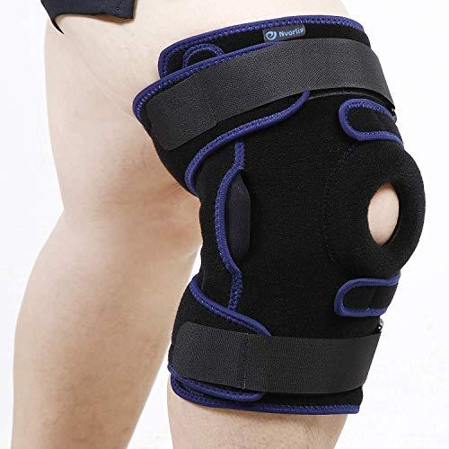Nvorliy Plus Size Hinged Knee...